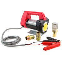 Stark 12V DC Electric Fuel Extractor Transfer Pump Diesel Oil Kerosene Self Priming Pump