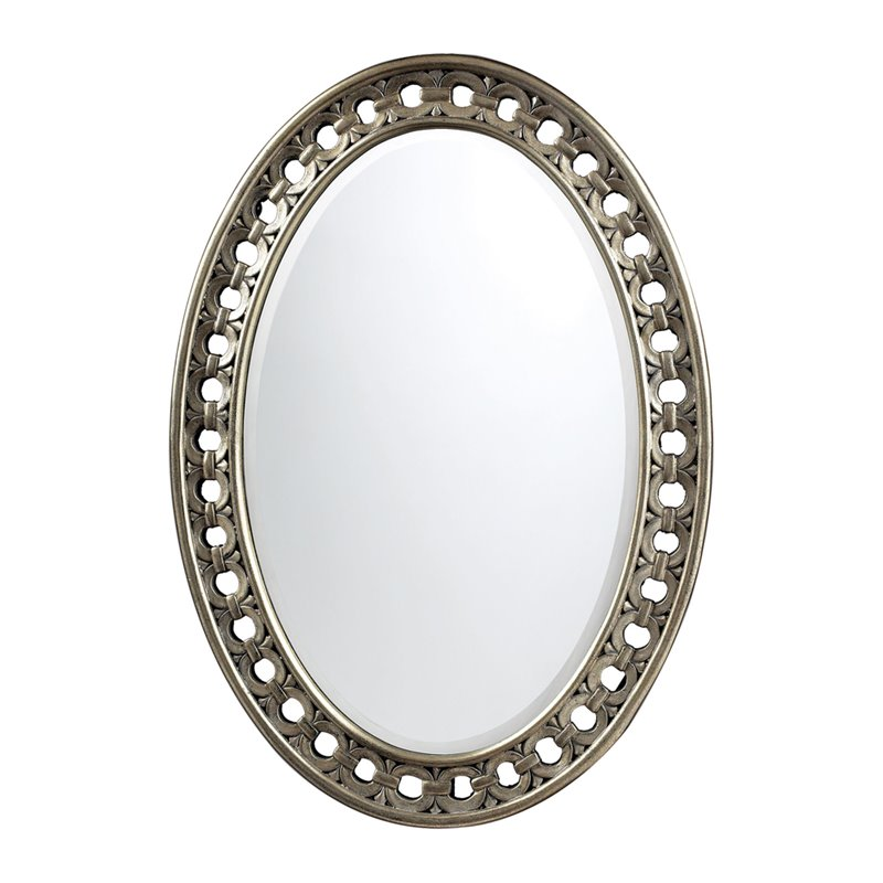 Sterling Industries DM2017 Summer Oval Mirror