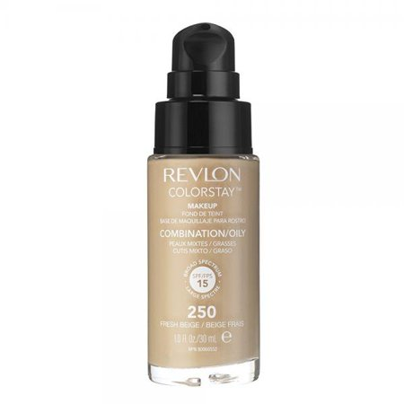 Revlon Colorstay Makeup Foundation 250 Fresh Beige (Beige)