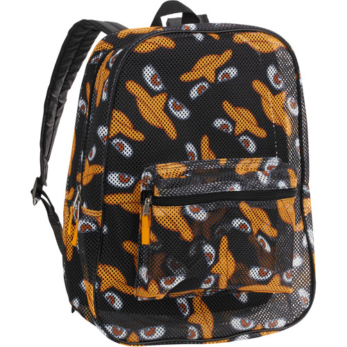 """Phineas & Ferb 16"""" Mesh Backpack"""