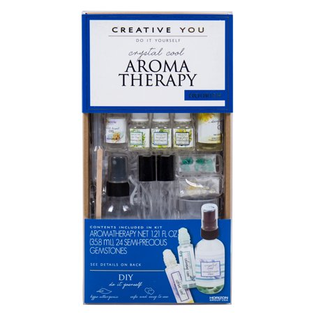 Creative You D.I.Y. Crystal Cool Aromatherapy