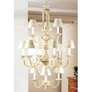 Innsbrook 12-Light Chandelier (English Bronze)