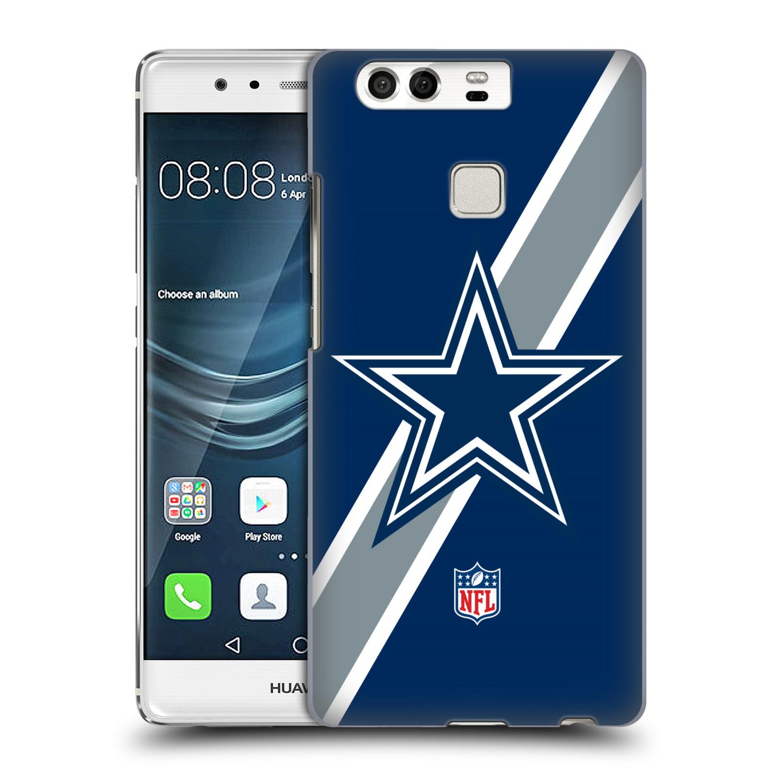 OFFICIAL NFL DALLAS COWBOYS LOGO HARD BACK CASE FOR HUAWEI PHONES 1