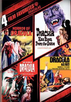 4 Film Favorites: Draculas (DVD) by Ingram Entertainment