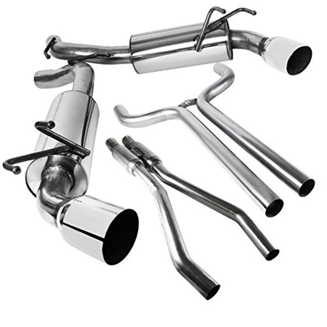Spec-D Tuning MFCAT2-ACD90 Cat-Back Exhaust System