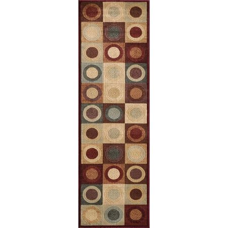 Momeni Dream 2' X 3' Rug in Red - image 1 of 3