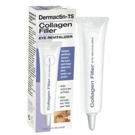 Dermactin - TS Collagen Filler Eye Revitalizer 15ml/0.5oz Collagen Moisture Filler