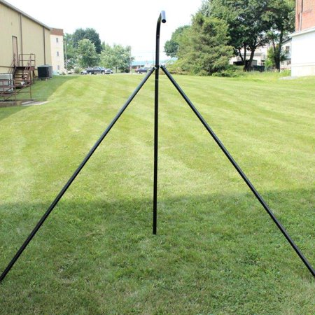 Corner System Kit For 6' Cat Fence Post -  Pack With 2 Pieces ()