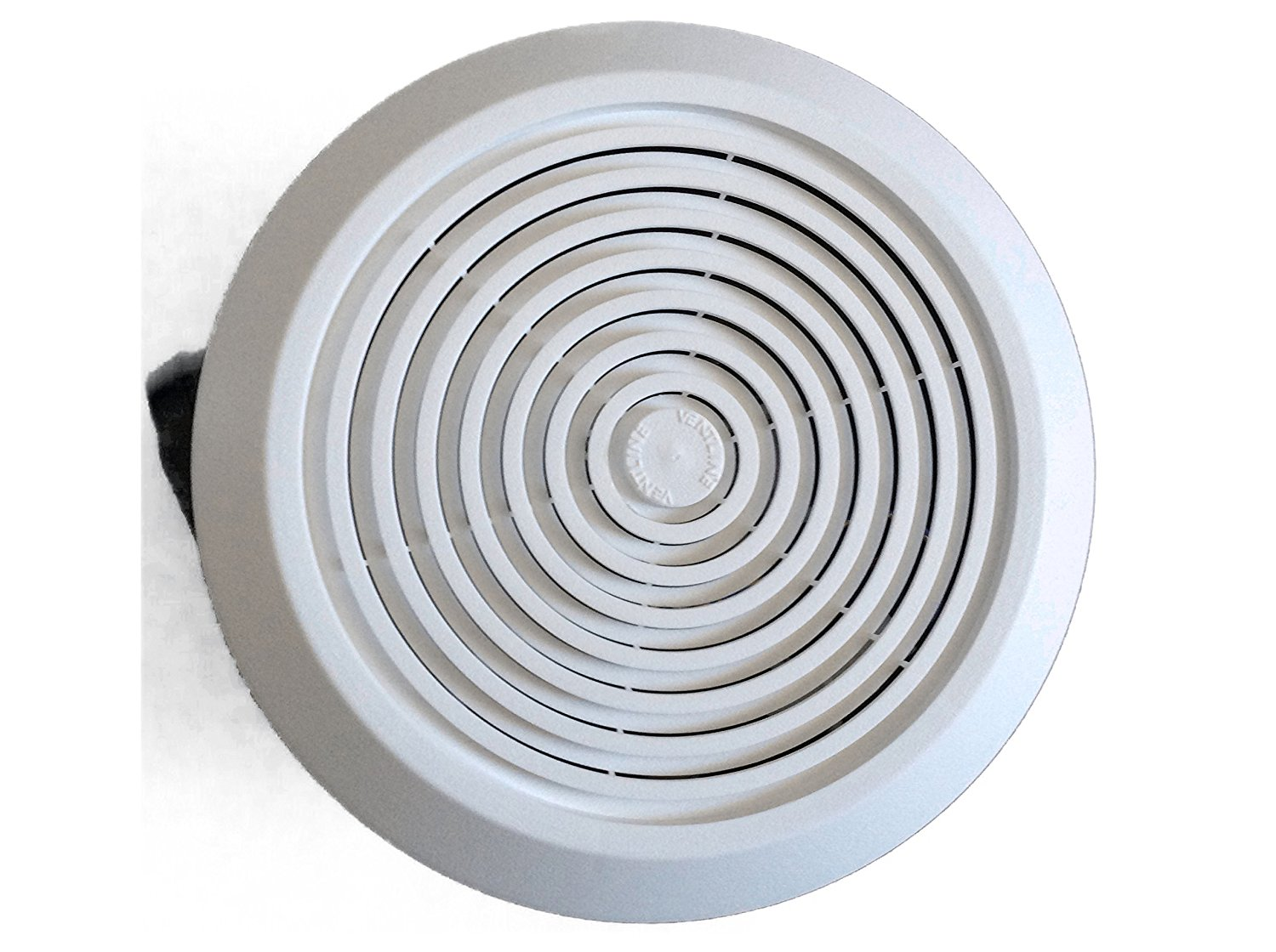 mobile home bathroom vent fan side exhaust nonlighted ventline
