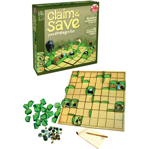 Chalk and Chuckles Claim and Save Game