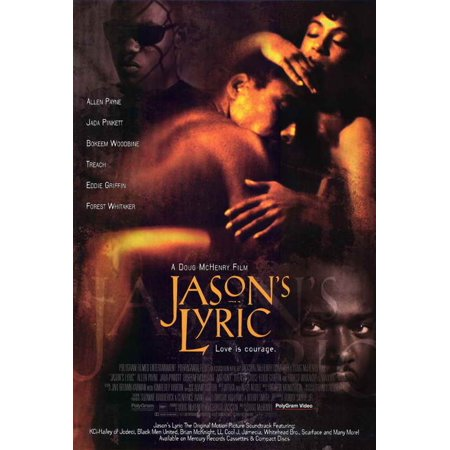 Jason's Lyric POSTER Movie (27x40)