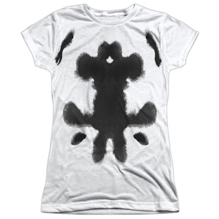 Watchmen Rorschach Juniors Sublimation Shirt