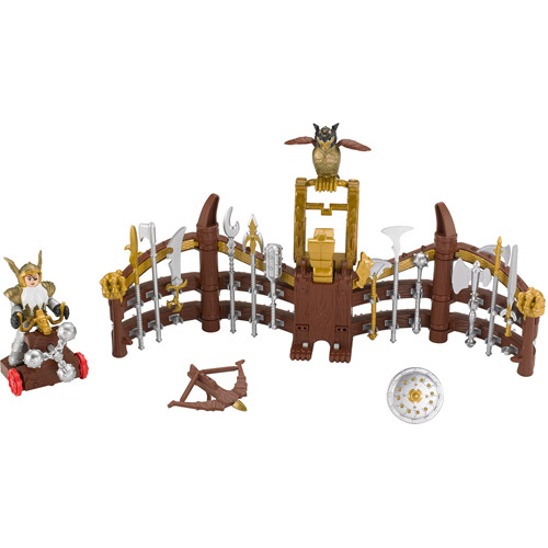 Fisher Price Imaginext Castle Weapon Set