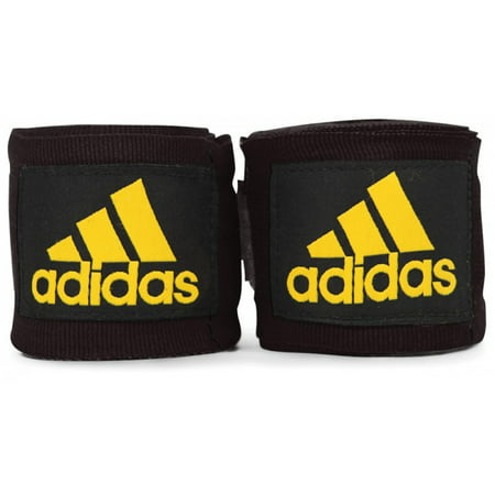 adidas Boxing, MMA Hand Wraps, Black ()