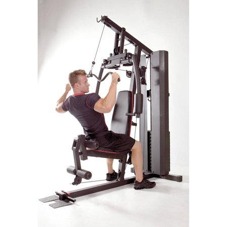 Marcy Stack Dual Function Home Gym 200 Lb Mkm 81010