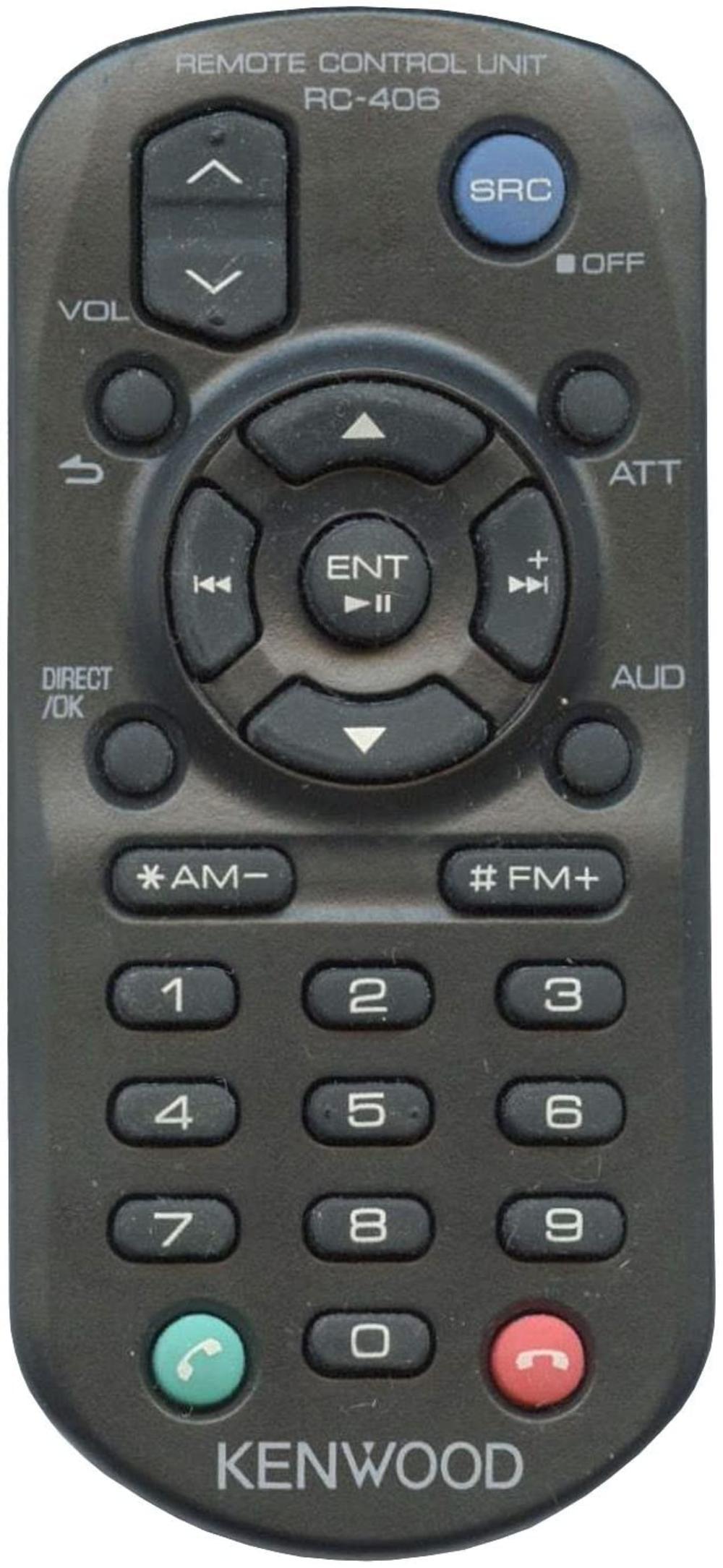 Audio & Video Accessories Electronics OEM Kenwood Remote Control ...