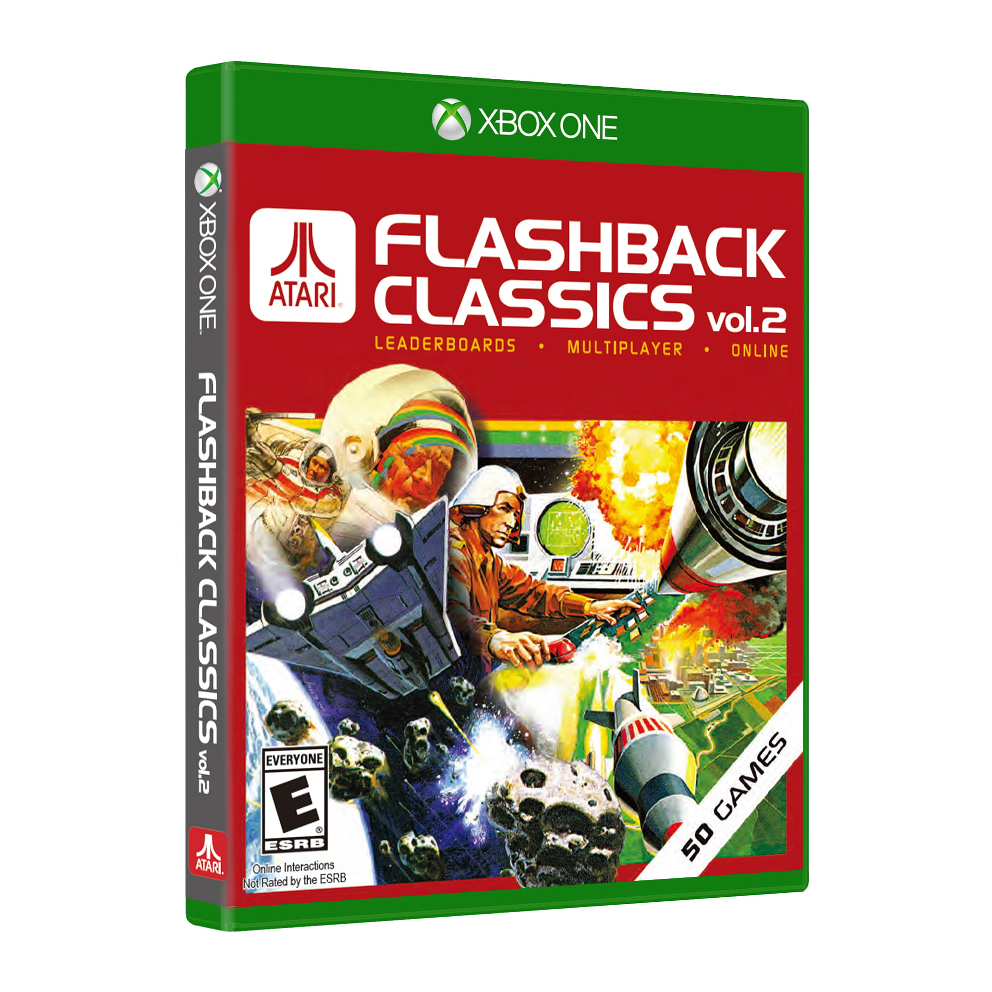 Atari Flashback Vol 2, Atari, Xbox One, 742725911598