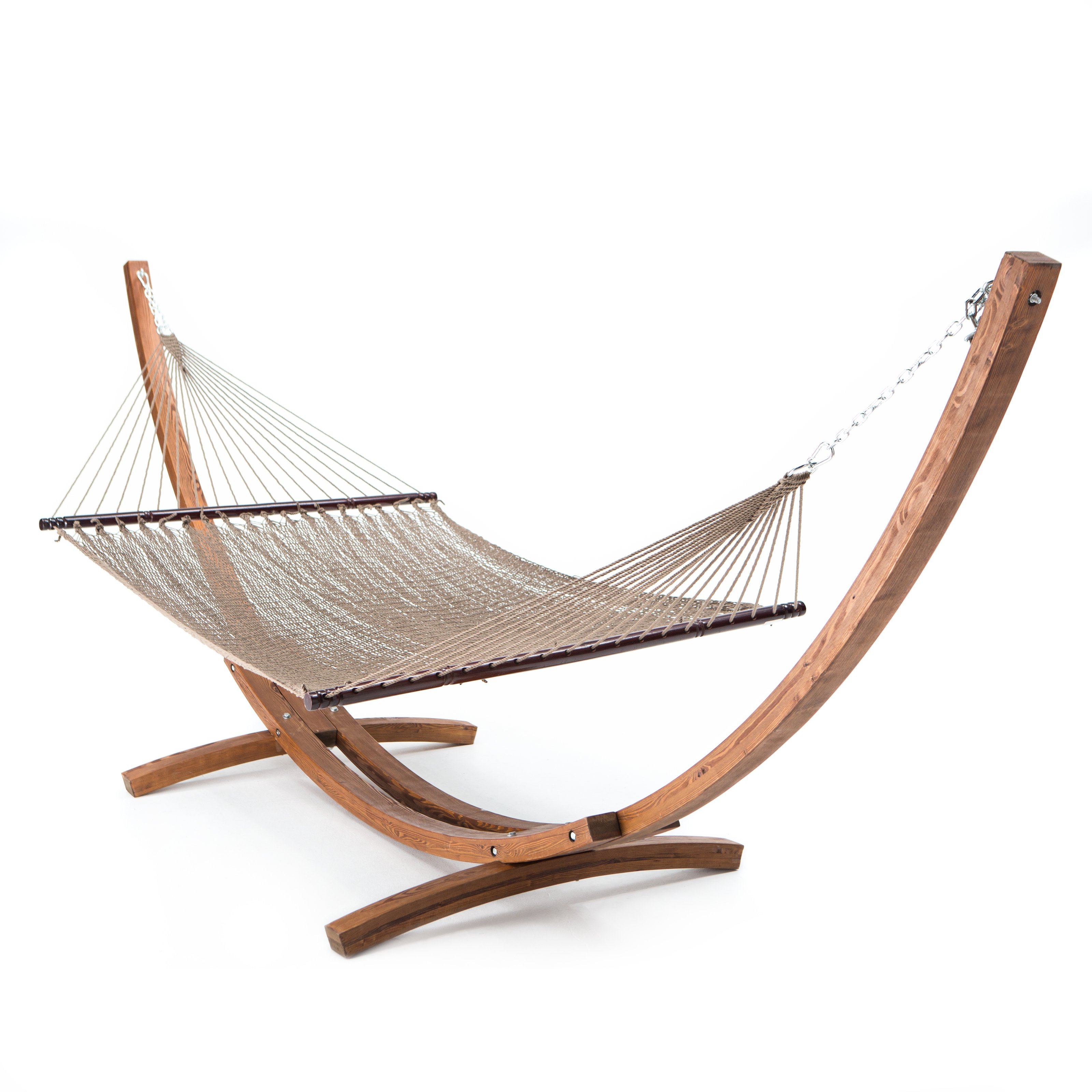 Caribbean Style Rope Hammock by Algoma Net Company