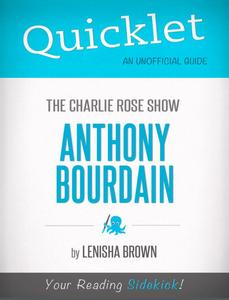 Anthony Bourdain Ebook