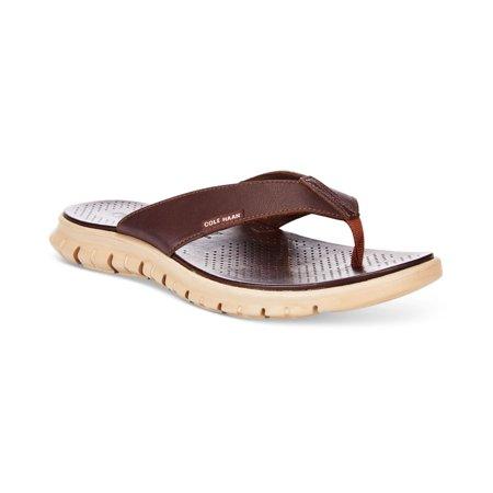 f6274f3bcc9a Cole Haan - Cole Haan Men s Zerogrand Thong Sandals - Walmart.com