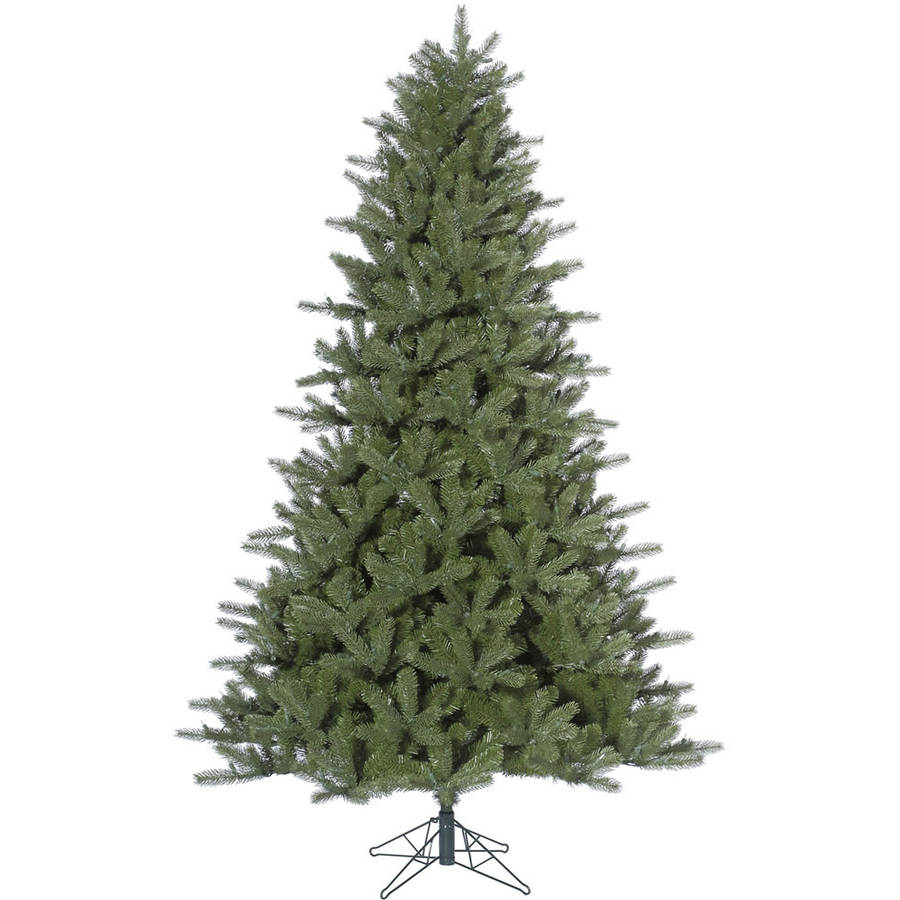 Kennedy Fir Christmas Tree: Vickerman Unlit 5.5' Kennedy Fir Artificial Christmas Tree