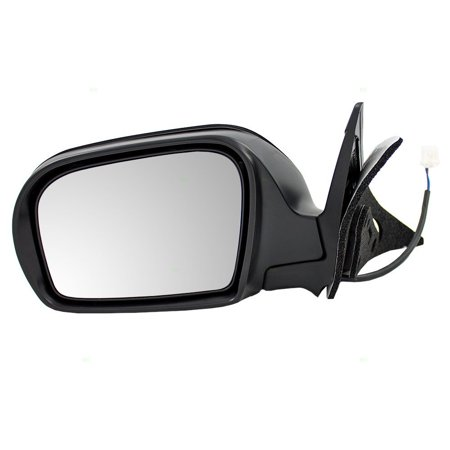 Aftermarket Side View Mirrors - Drivers Power Side View Mirror Replacement for Subaru 91036FG090, Brand new aftermarket replacement By AUTOANDART