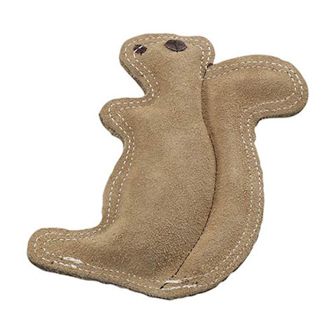 Dura-fused leather squirrel small