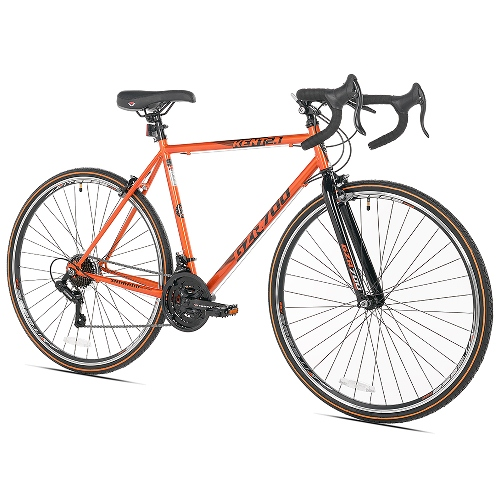 Mens Road Bike by Kent, 700c - GZR700