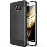OBLIQ, Galaxy Note 5 Case [Slim Meta][Titanium/Black]