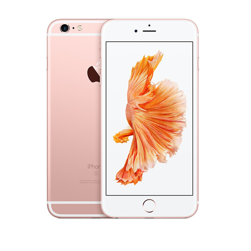 Apple iPhone 6S Plus 16gb Rose Gold - Fully Unlocked (Certified  Refurbished 88b003d5d74