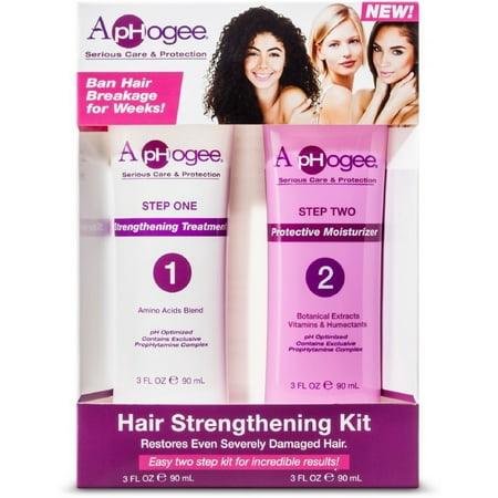 Aphogee Hair Strengthening Kit 1 ea