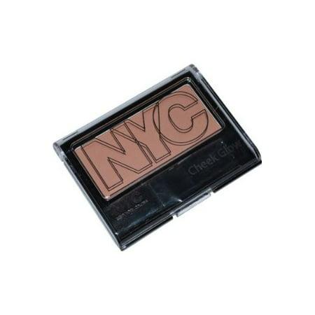 - Nyc New York Color Cheek Glow Powder Blush Park Avenue Plum 653 (Pack of 1), Blush By N.Y.C.