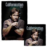 Californication Moody Face Hand Towel Combo White