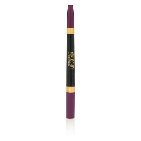 Black Radiance Perfect Tone Dual Lip Definer, Currant