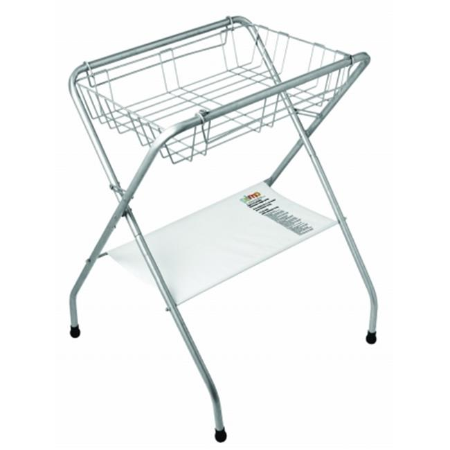 PRIMO 345 Folding Bath Stand - Folding Bath Stand Silver/Gray