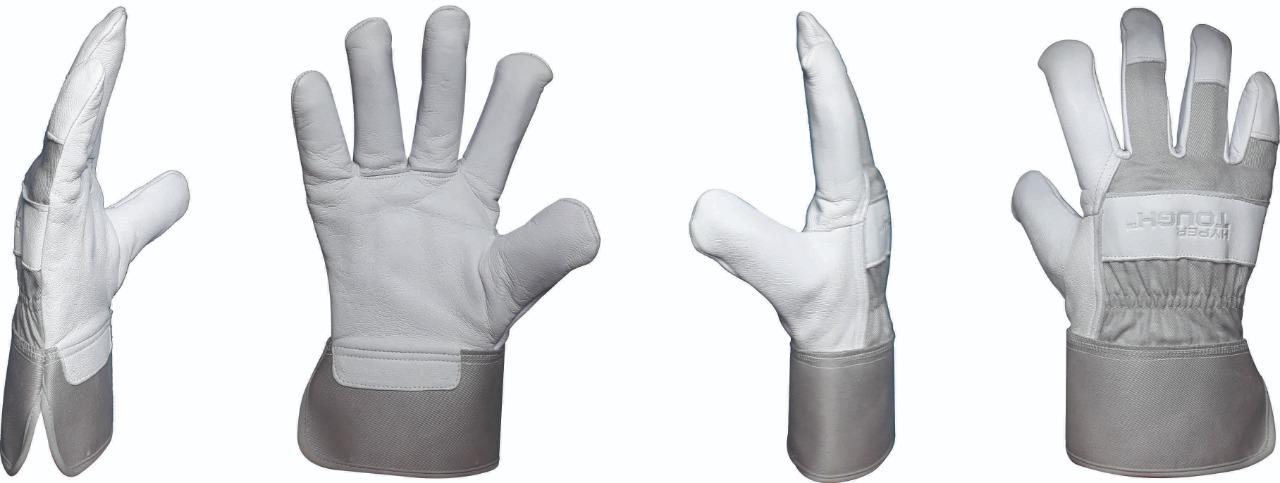 Hyper Tough Men's XL Goatskin Gloves