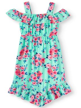 Product Image Cold Shoulder Dress (Little Girls b5a4a4abf76c