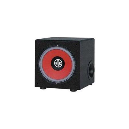 Bic America Rtr 12S Subwoofer System   Vinyl Black 180 Hz   100 W Rms   200 W  Rtr12s