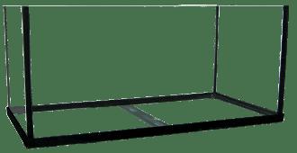 Edge 75 Gallon Rimless Aquarium with Opti-Pure Glass by Aquarium Masters
