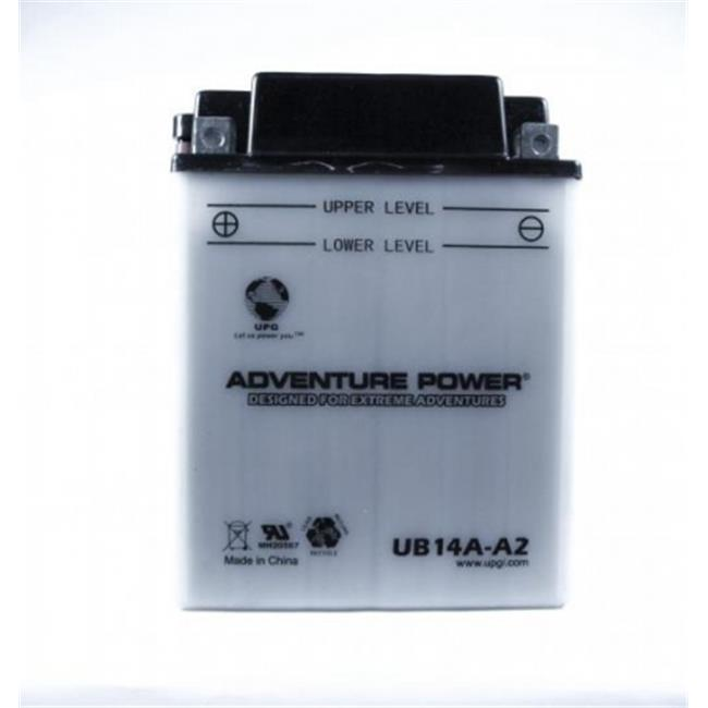 Ereplacements UB14A-A2-ER Sealed Lead Acid Battery