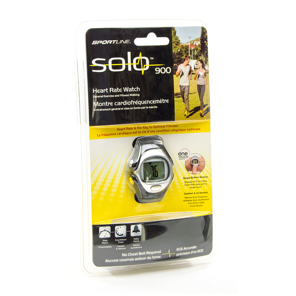 Sportline Solo 900 Mens Heart Rate Watch