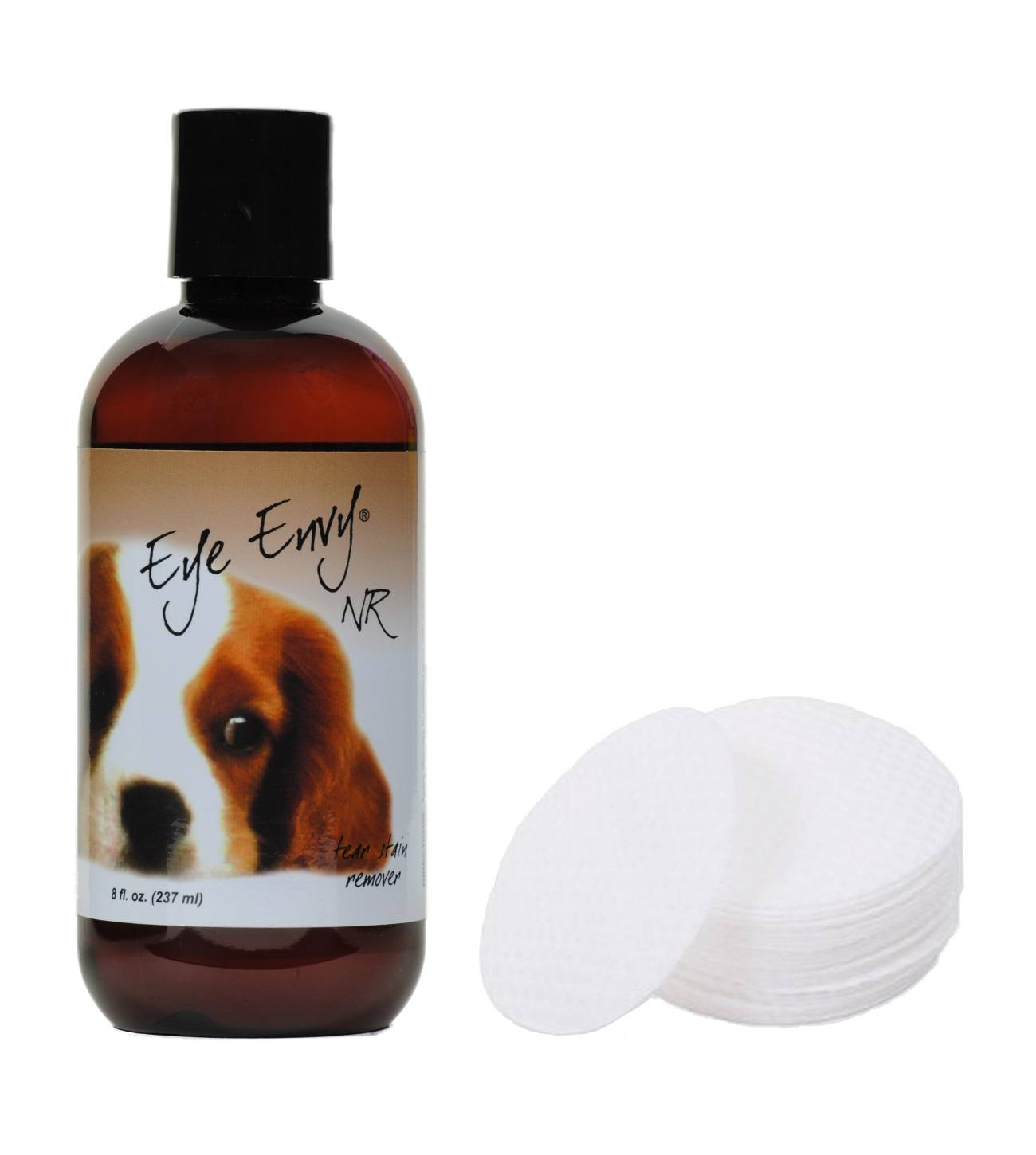 Eye Envy NR 8oz Tear Stain Remover Solution for Dogs - wi...