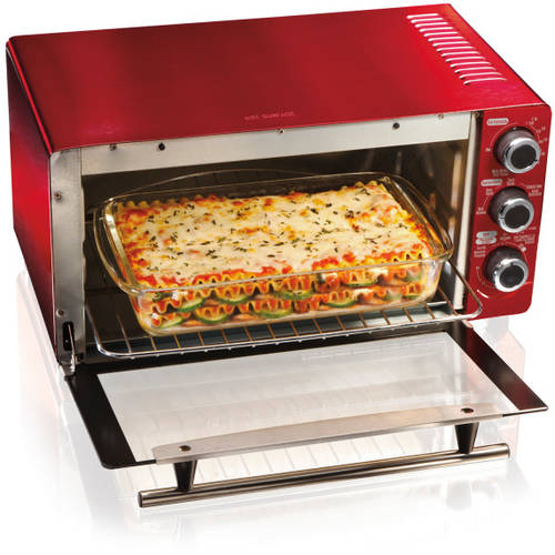 Hamilton Beach 6 Slice Convection Toaster & Broiler Oven