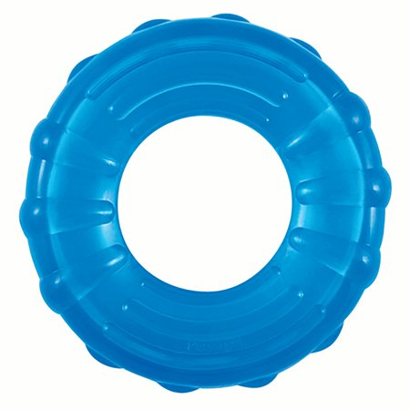 Orka Tire Rubber Chew and Fetch Toy for Dogs