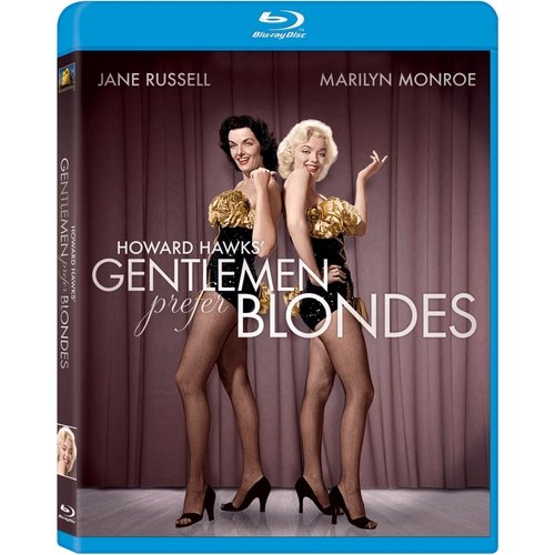 Gentlemen Prefer Blondes (Blu-ray) (Widescreen)