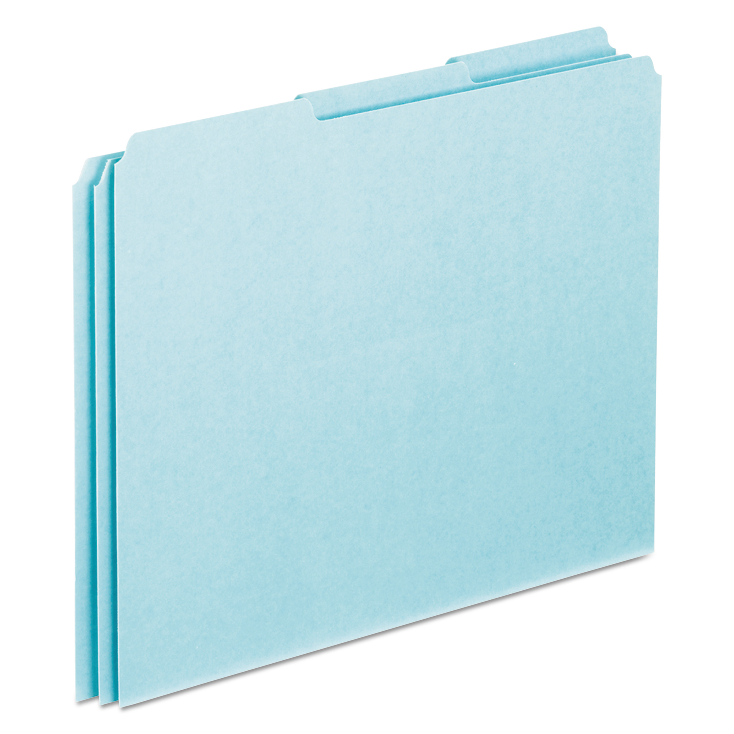 Pendaflex Blank Self Tab Pressboard File Guides by TOPS BUSINESS FORMS