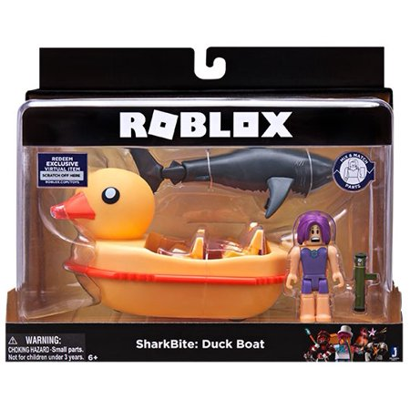 Roblox Celebrity Collection SharkBite: Duck Boat Figure Set
