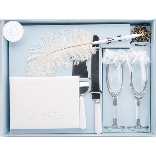 Darice Victoria Lynn Wedding Bridal Gift Set