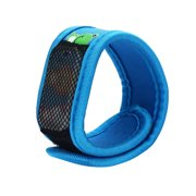 Anti Mosquito Bug Insect Repellent Bracelet Wrist Band 2 Repellent