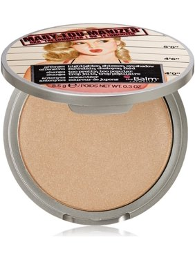 ($24 Value) TheBalm Mary-Lou Manizer Highlighter, Shadow & Shimmer, 0.30 Oz